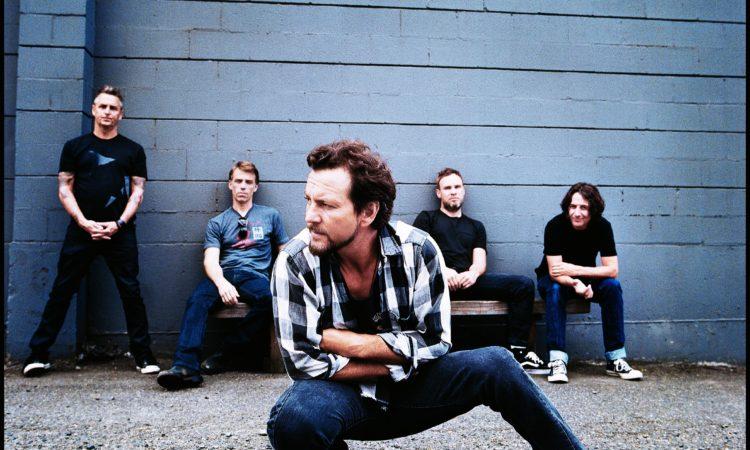 Pearl Jam, a marzo il nuovo album