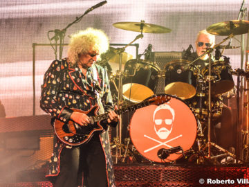 Queen + Adam Lambert @Forum di Assago – Milano, 25 giugno 2018
