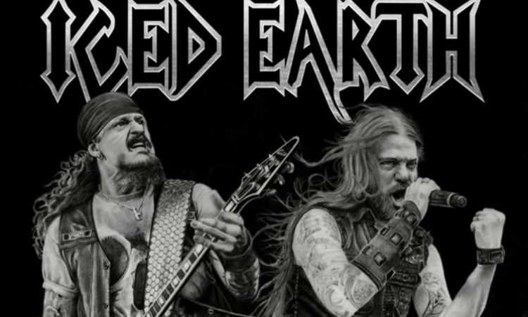 Iced Earth, aggiunti In.Si.Dia e  Athrox per l'unica data italiana