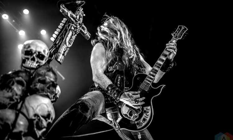 Black Label Society, il music video dell'unplugged version di 'Spoke In The Wheel'