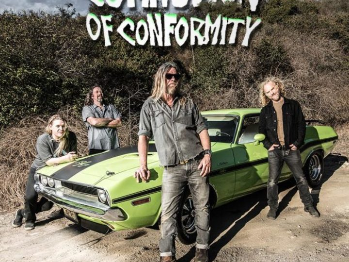 Contest, vinci ingresso per i Corrosion Of Conformity a Milano