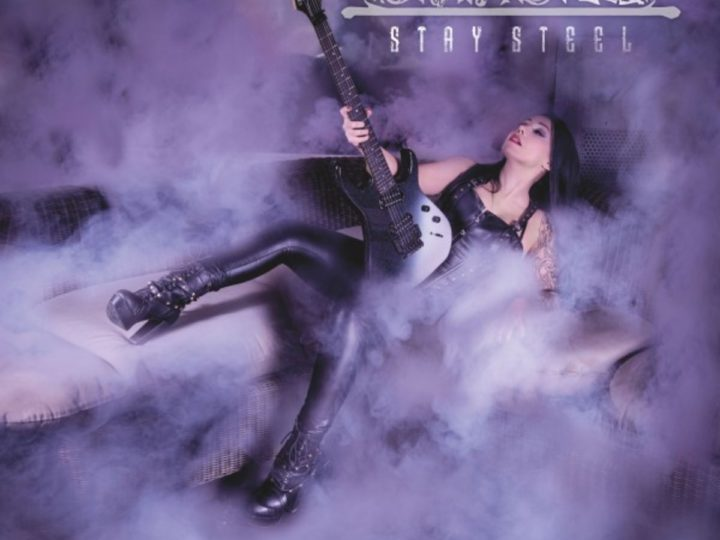 Crying Steel – Stay Steel