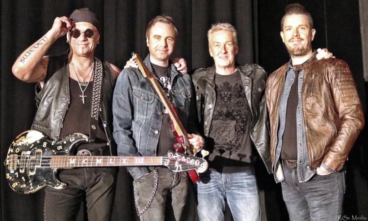 Groundbreaker, la nuova band con membri di FM e W.E.T.
