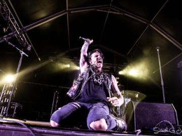 Hardcore Superstar + Extrema @Malt Generation Fest – Arluno (MI), 7 giugno 2018