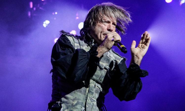 Iron Maiden, nuovo posticipo per la data italiana