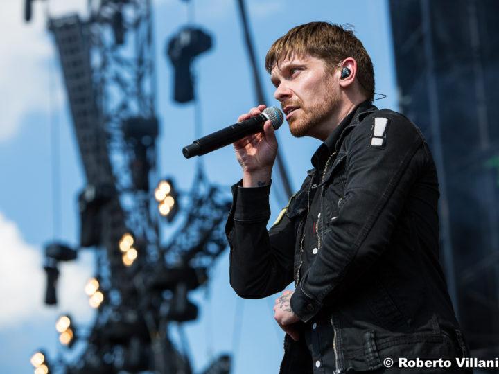 Shinedown, un messaggio dalla band e tour cancellato