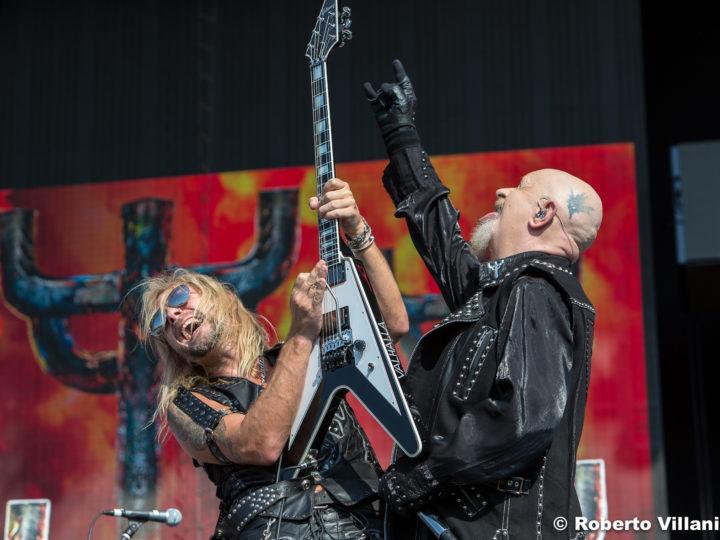 Judas Priest, live streaming di 'Epitaph' e live chat con Halford
