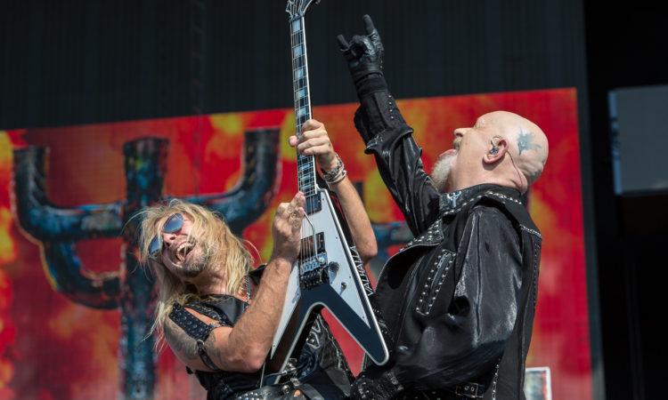 """Judas Priest, Faulkner: """"Abbiamo già alcune canzoni pronte per il nuovo disco"""""""