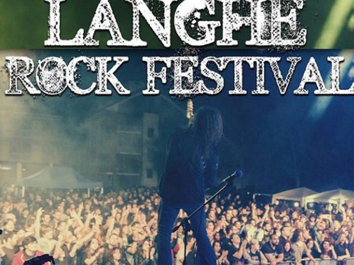 Langhe Rock Festival, 23 giugno 2018 a Santo Stefano Belbo (CN)