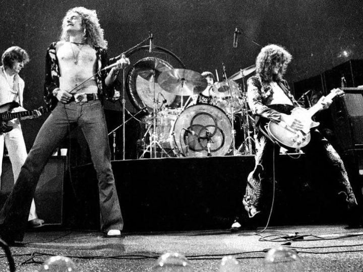 Led Zeppelin, il libro tributo per il 50° anniversario della carriera