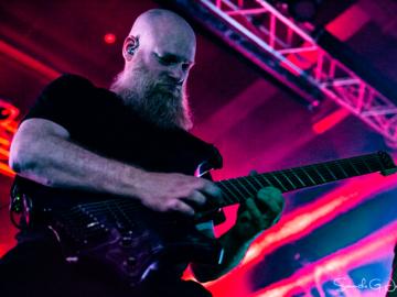 Meshuggah + Destrage @Live Music Club – Trezzo sull'Adda (MI), 19 giugno 2018