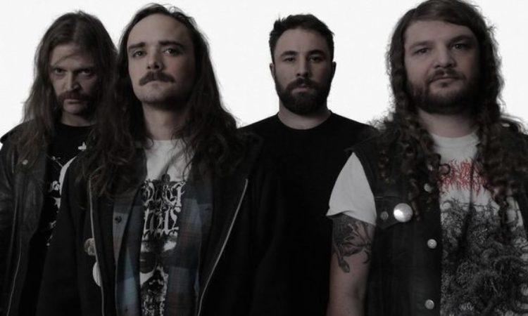 Mutilation Rites, condiviso il video del dietro le quinte del nuovo album 'Chasm'