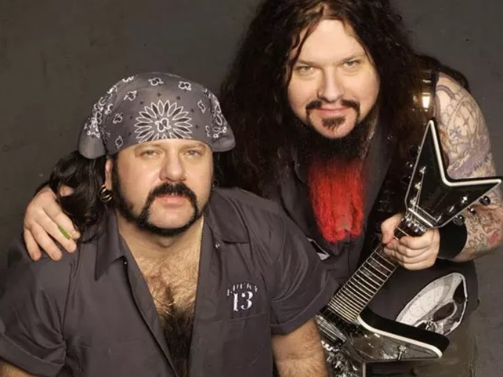 Vinnie Paul & Rebel Meets Rebel – Clash with reality