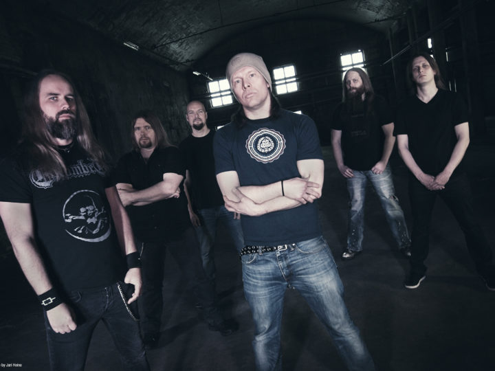 Omnium Gatherum, cover e tracklist del nuovo album 'The Burning Cold'