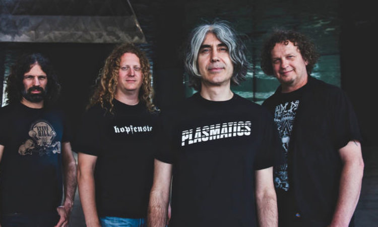 Voivod, il music video del brano 'Always Moving'