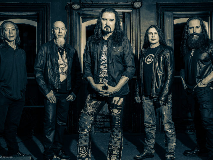 Dream Theater, video-messaggio dallo studio