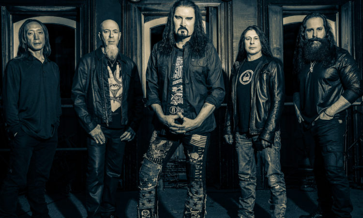 Dream Theater, il nuovo singolo 'Untethered Angel'