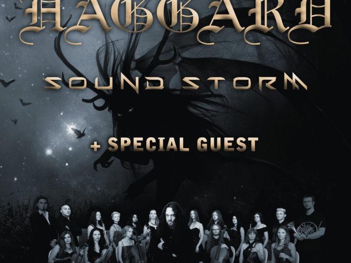 Haggard + Sound Storm live @ Dagda Live Club, Retorbido (PV)
