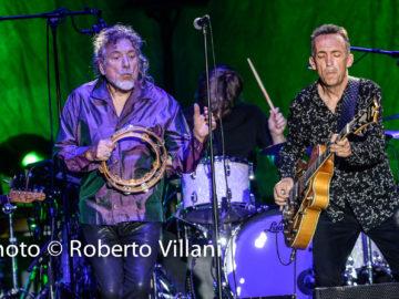 Robert Plant & The Sensational Space Shifters @Ippodromo Snai – Milano (MI), 27 luglio 2018