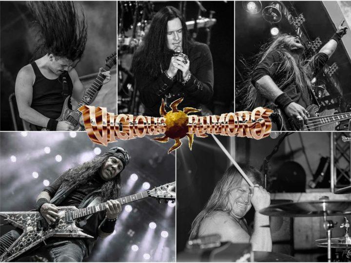 Vicious Rumors, nuovo vocalist e nuovo contratto con la Steamhammer