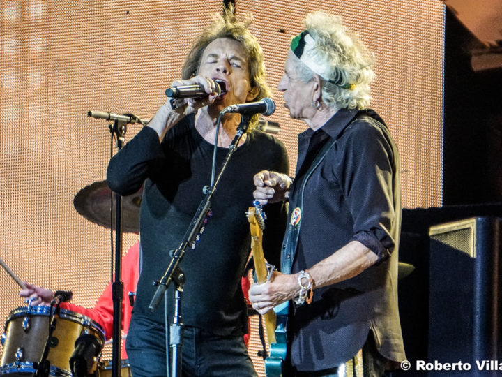 Rolling Stones, il nuovo singolo 'Living in a Ghost Town'