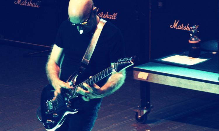 Joe Satriani, a lavoro su due nuovi album durante il lockdown: l'intervista