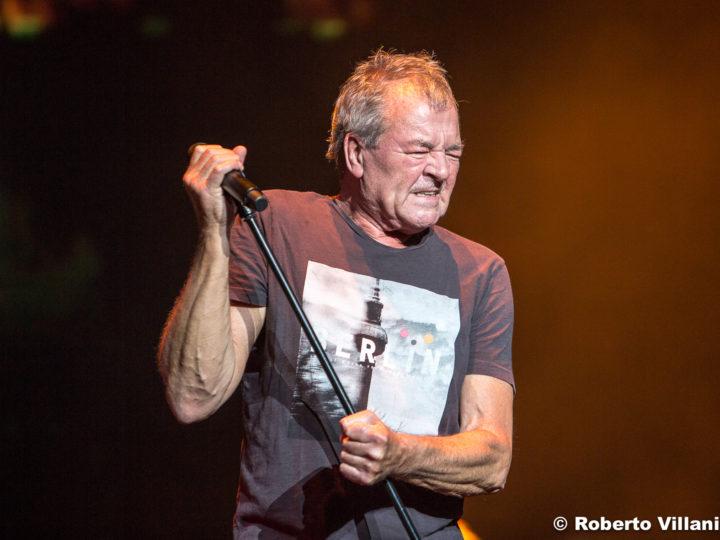 Deep Purple, il video della vacanza sulla neve del 1985 con David Gilmour dei Pink Floyd