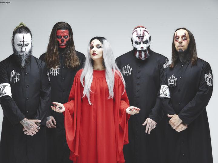 La classifica dei dischi dei Lacuna Coil secondo Metal Hammer Italia