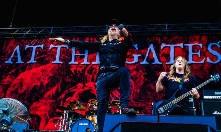 At The Gates, esce oggi il nuovo album 'The Nightmare Of Being'