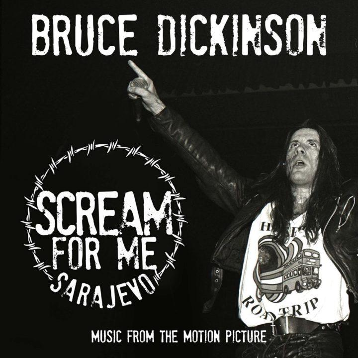 Bruce Dickinson – Scream For Me Sarajevo