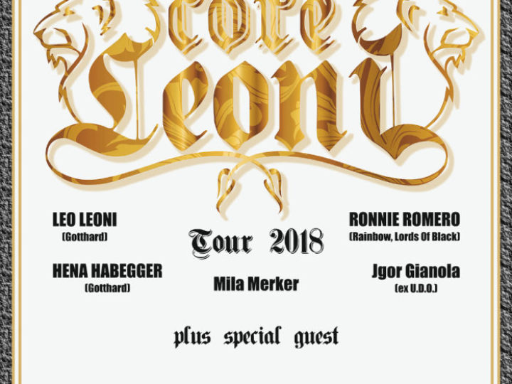 Coreleoni live @ Slaughter Club, Paderno Dugnano (MI)