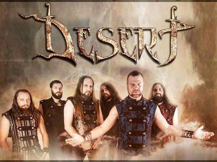 Desert, crowdfunding per il nuovo album