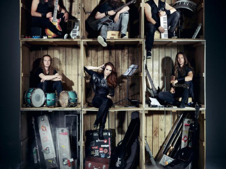 Epica,  'Epica VS. Attack On Titan Cover EP' oggi nei negozi!