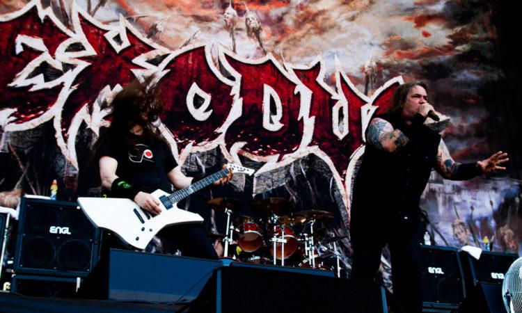 Exodus, making of part 1 del nuovo disco