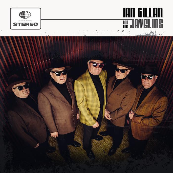 Ian Gillan & The Javelins –  Ian Gillan & The Javelins
