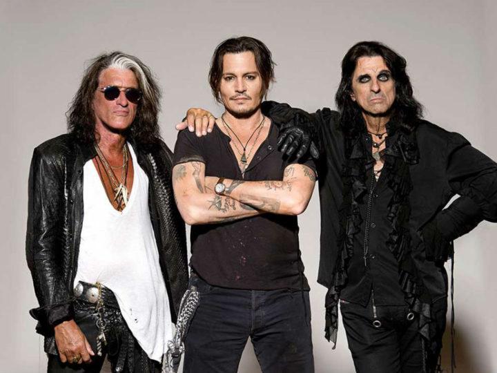 Hollywood Vampires, il live video del singolo 'The Boogieman Surprise'