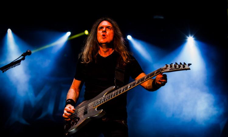 Megadeth, David Ellefson il nuovo album dovrebbe arrivare all'inizio del 2020