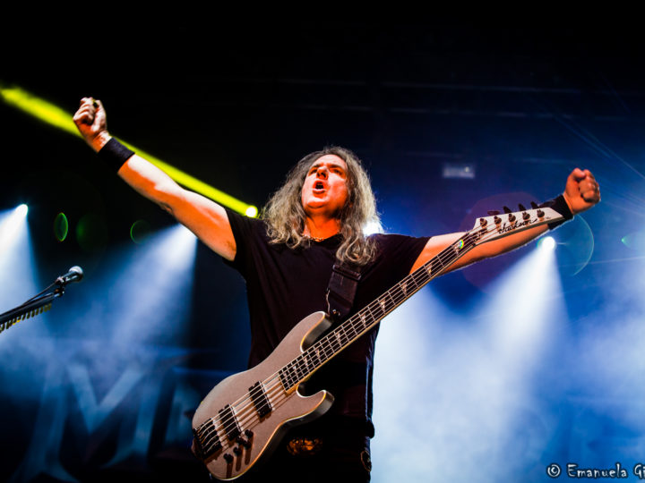 Ellefson – Over The Cover