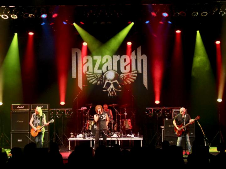 Nazareth, a metà ottobre il nuovo album