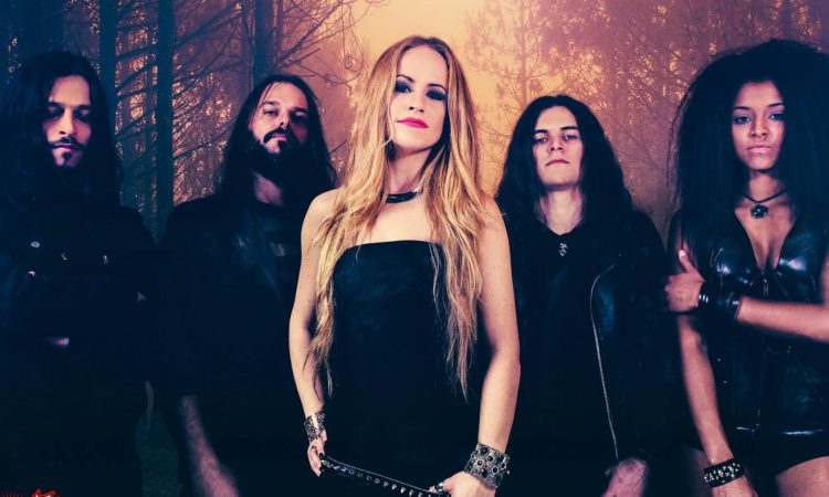 Frozen Crown, il lyric video del singolo 'Forever'