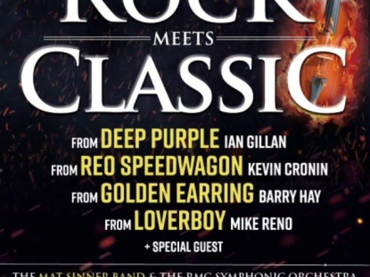 THE ORIGINAL ROCK MEETS CLASSIC @ Zurigo Hallenstadion
