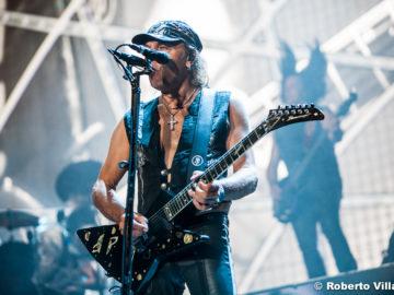 Scorpions @Arena di Verona, 23 luglio 2018
