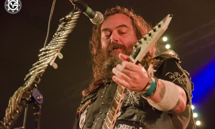 Soulfly, il video di 'Dead Behind The Eyes'