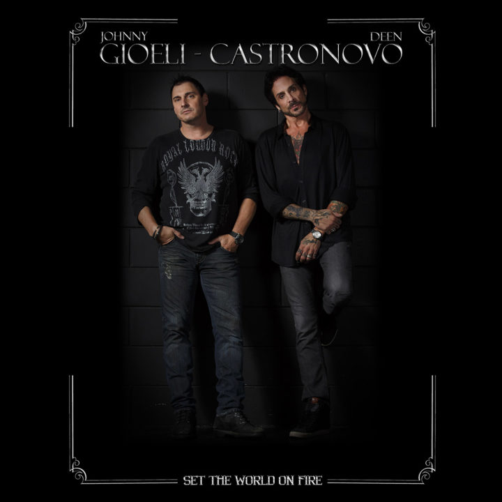 Gioeli-Castronovo – Set The World On Fire