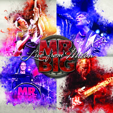 Mr Big – Live From Milan