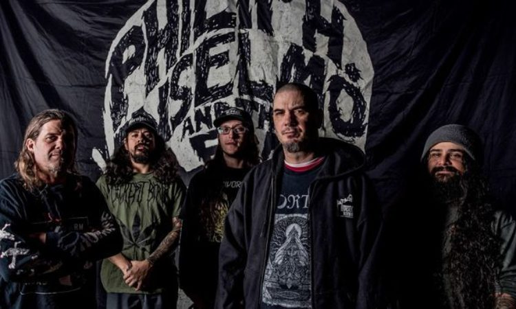 Philip H. Anselmo & The Illegals, il pro-shot video di 'The Ignorant Point'