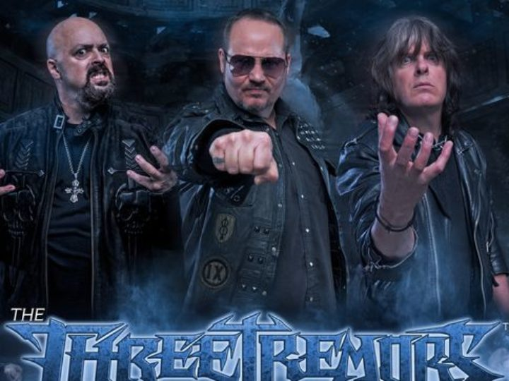 The Three Tremors, svelata la nuova super band