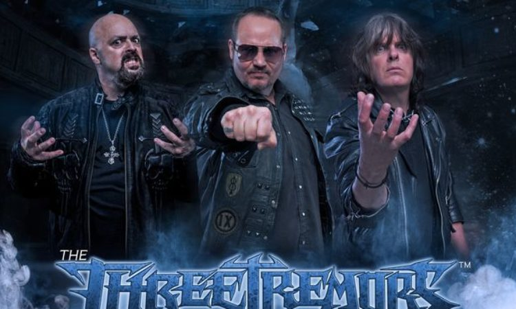 The Three Tremors, svelata la nuova super band