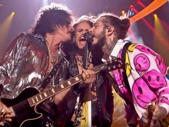 Aerosmith, chiudono gli MTV Video Music Awards