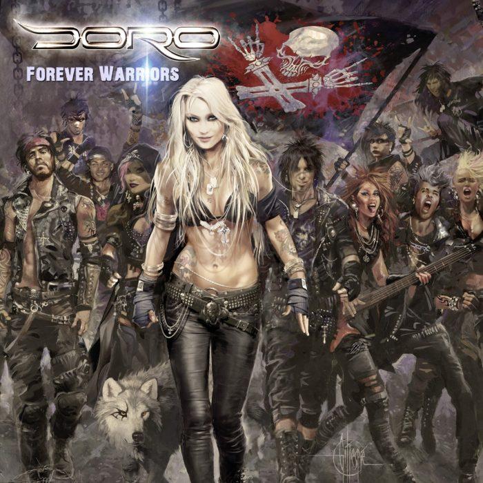 Doro – Forever Warriors – Forever United